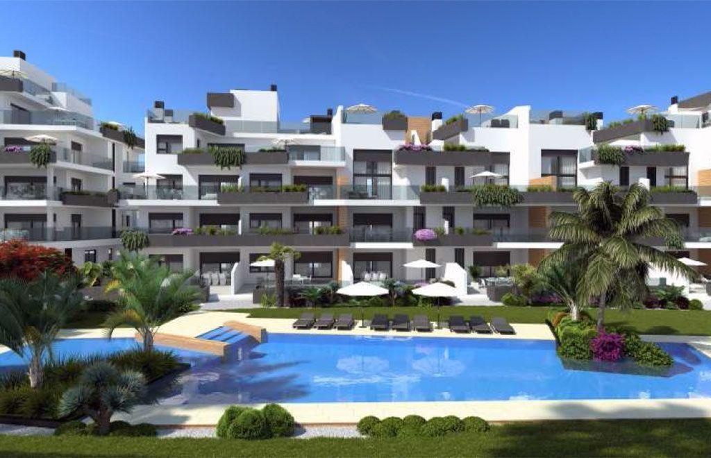 Апартаменты в Торревьехе, Испания, 82 м2 - фото 1