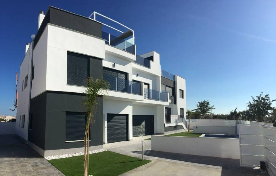 Апартаменты в Пилар де ла Орадада, Испания, 67 м2 - фото 1