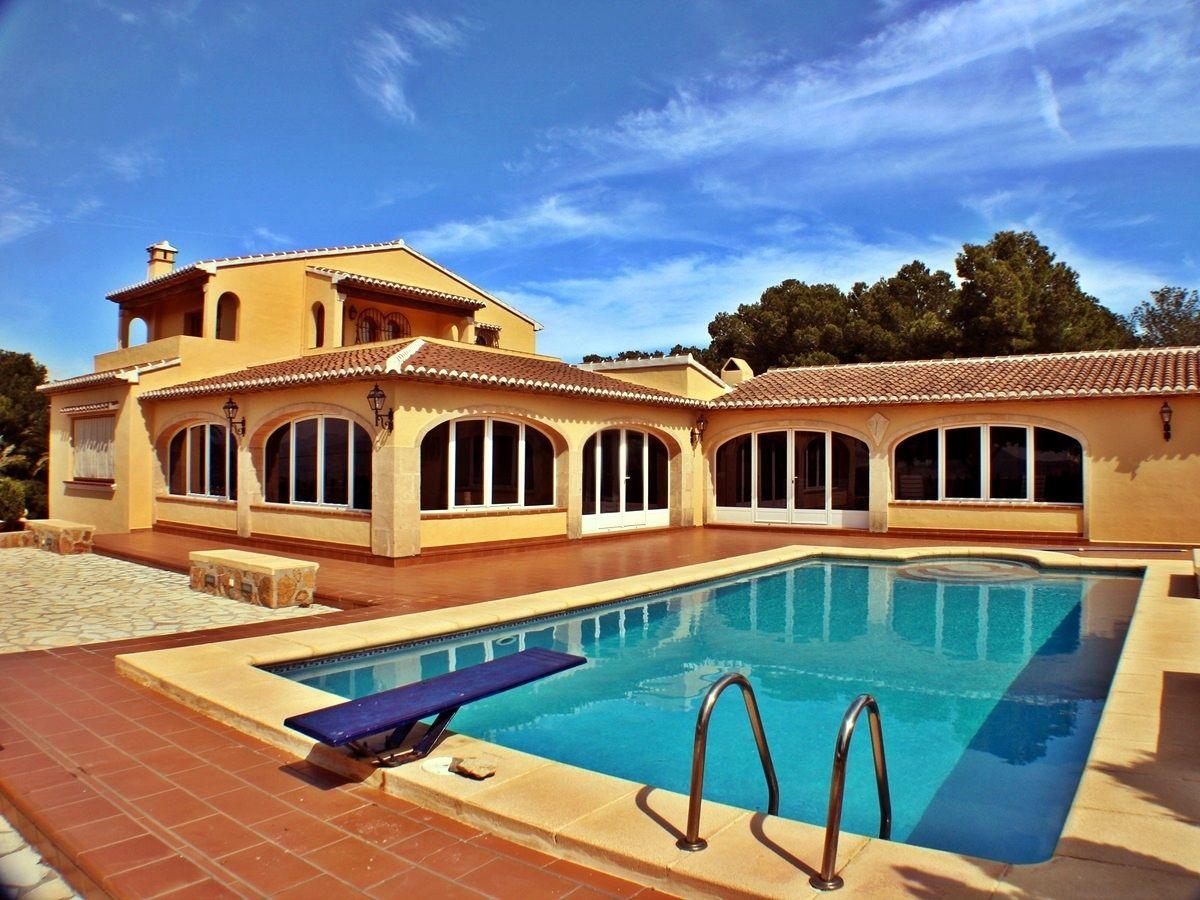 Испания коста бланка вся новая недвижимость цены