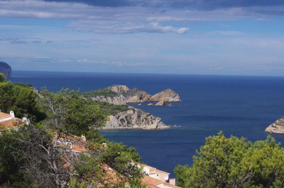 Земля в Хавее, Испания, 1072 м2 - фото 1