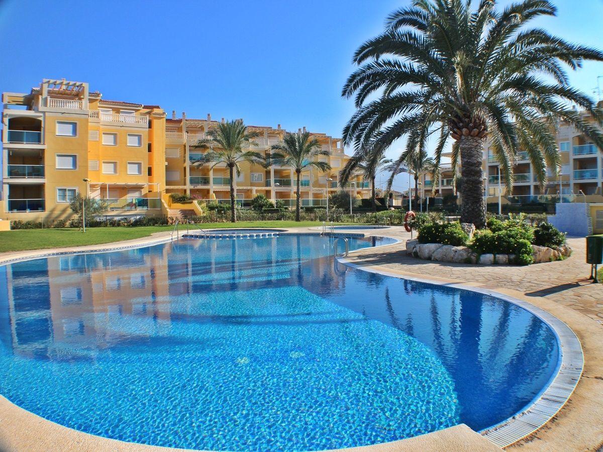 Апартаменты в Дении, Испания, 135 м2 - фото 1