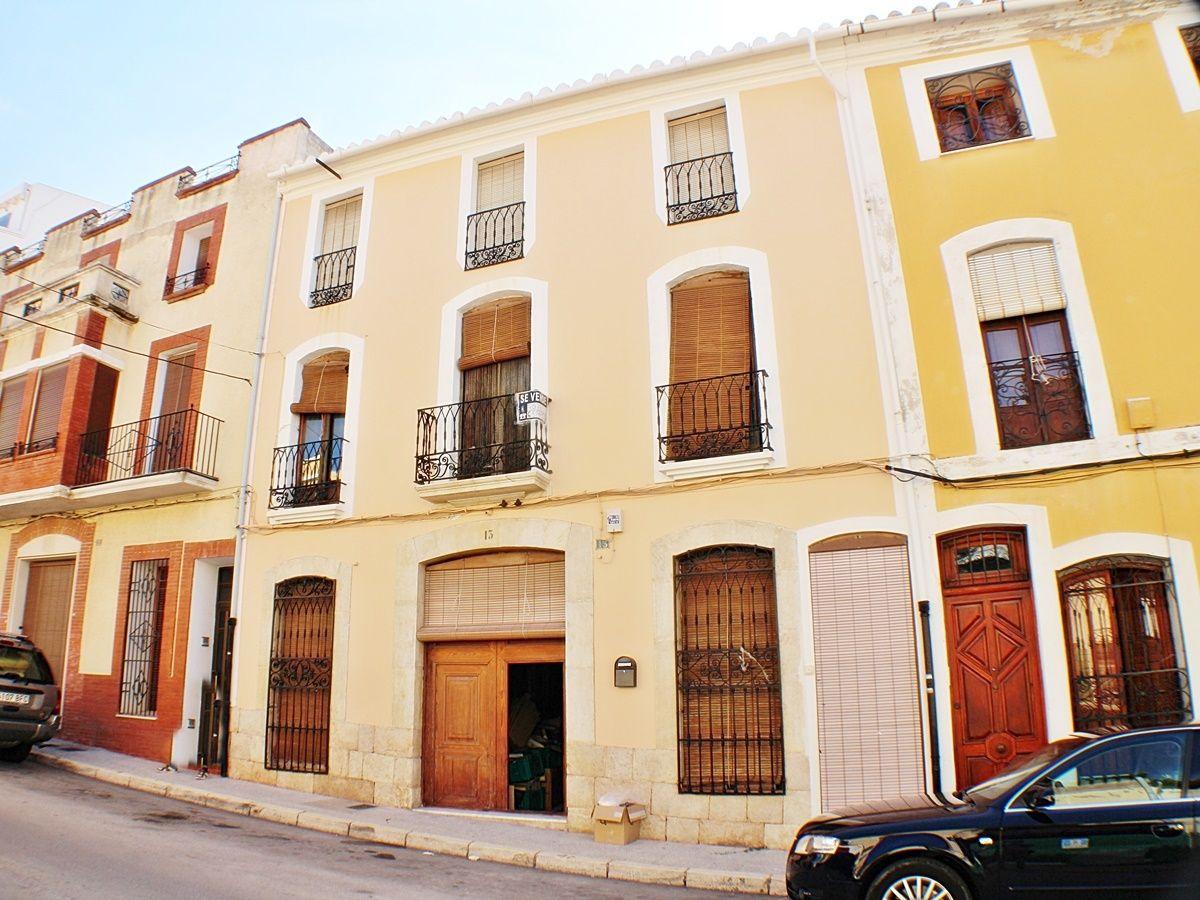 Таунхаус в Хавее, Испания, 418 м2 - фото 1