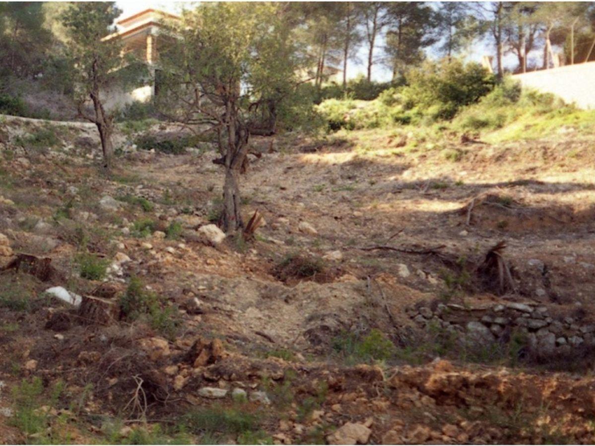 Земля в Хавее, Испания, 957 м2 - фото 1