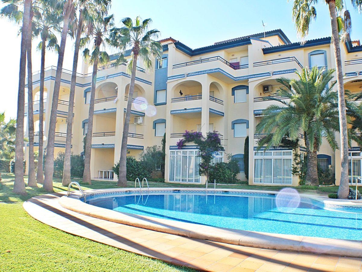 Апартаменты в Дении, Испания, 40 м2 - фото 1