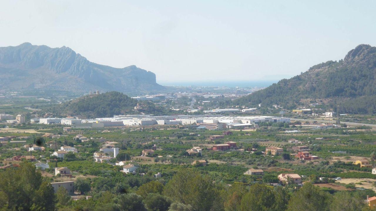 Вилла в Хавее, Испания, 875 м2 - фото 1