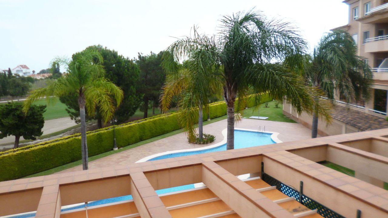 Апартаменты на Коста-Бланка, Испания, 54 м2 - фото 1
