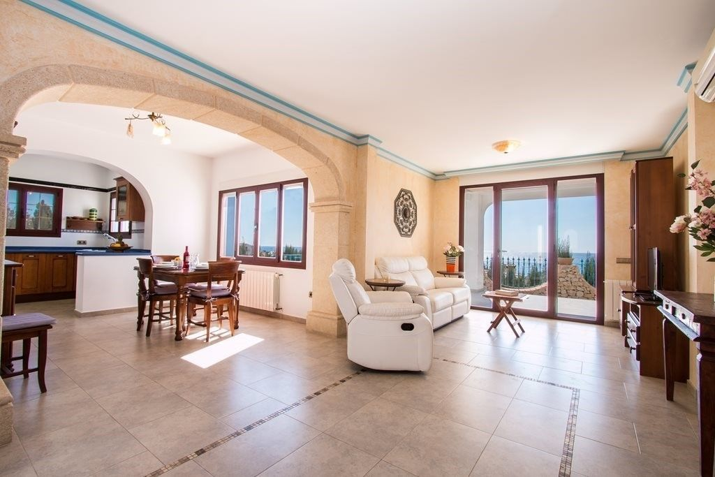 Вилла в Кальпе, Испания, 180 м2 - фото 1