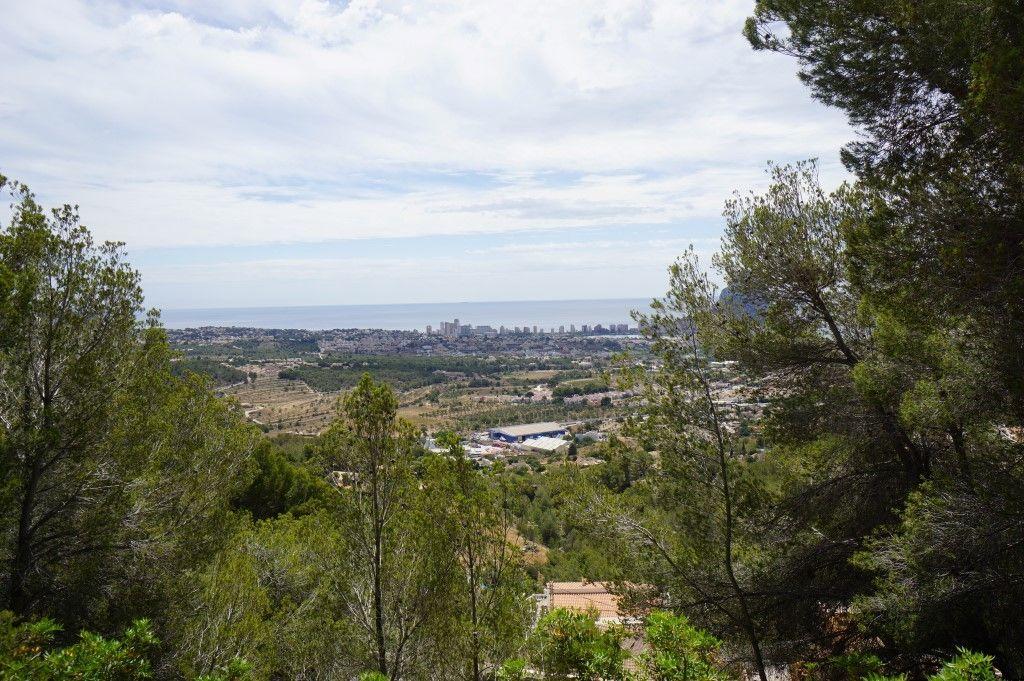 Земля в Кальпе, Испания, 1200 м2 - фото 1
