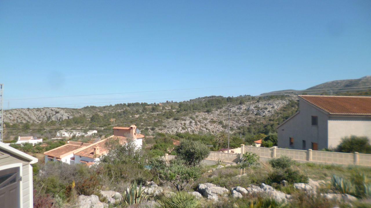 Вилла в Гата-де-Горгос, Испания, 85 м2 - фото 1