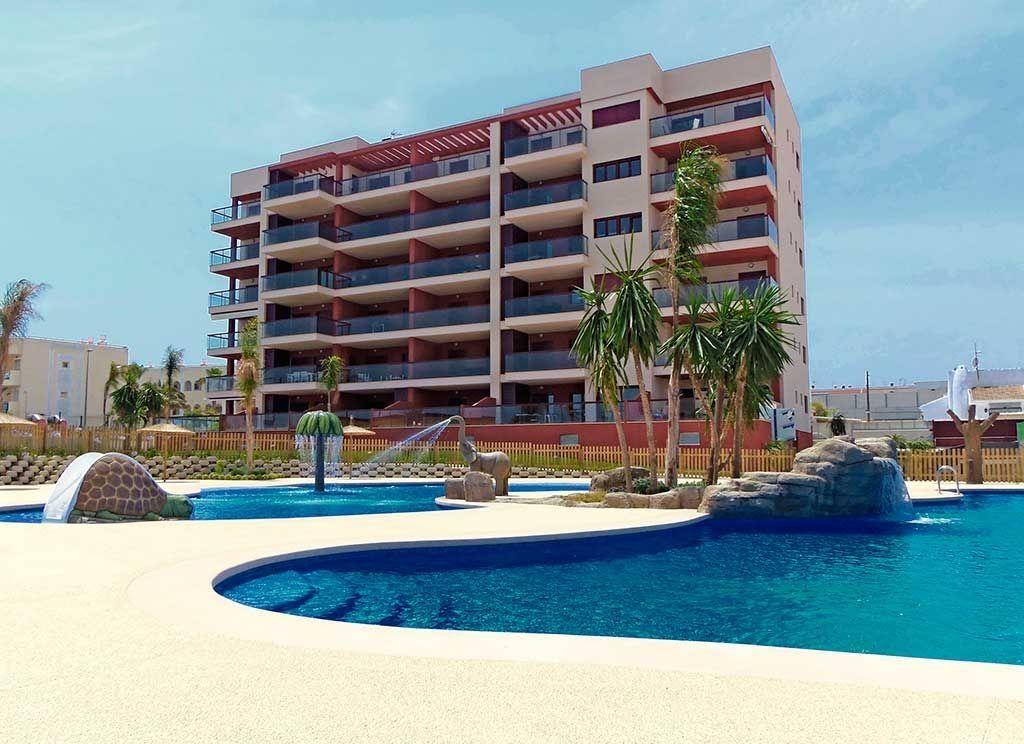 Апартаменты в Пилар де ла Орадада, Испания, 110 м2 - фото 1