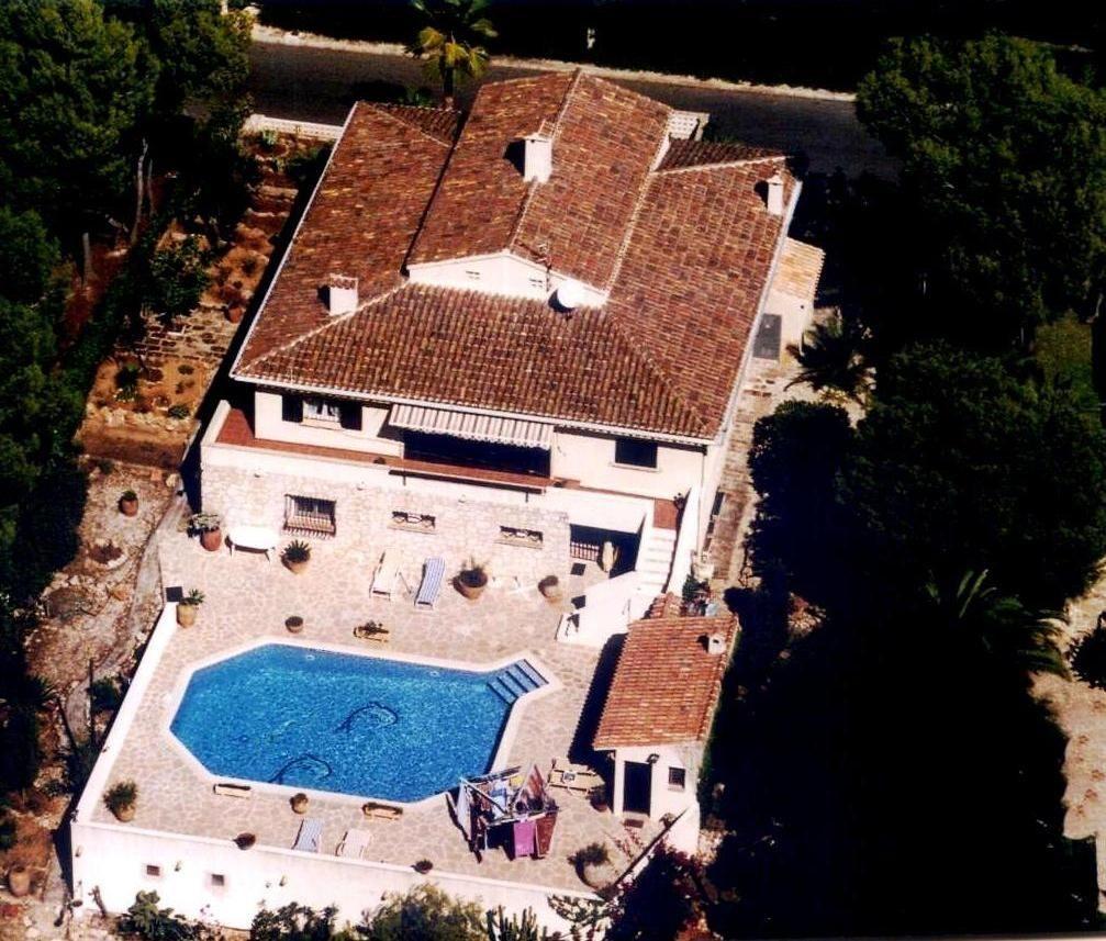 Вилла в Хавее, Испания, 243 м2 - фото 1