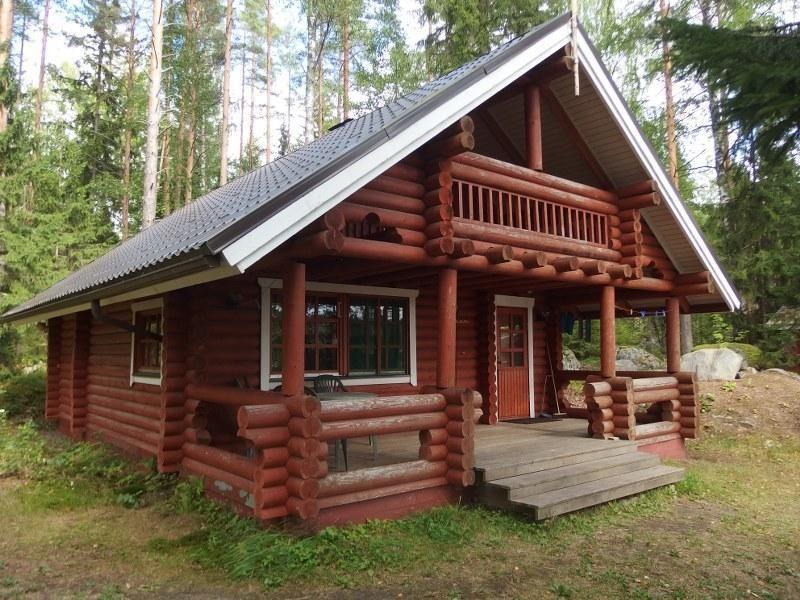 Коттедж в Савонлинне, Финляндия, 57 м2 - фото 1