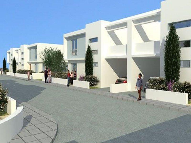 Вилла в Ларнаке, Кипр, 210 м2 - фото 1