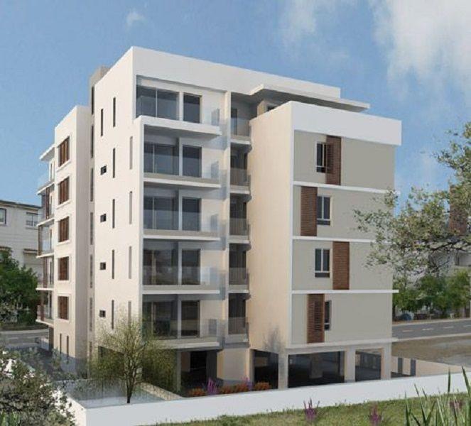 Квартира в Ларнаке, Кипр, 61 м2 - фото 1