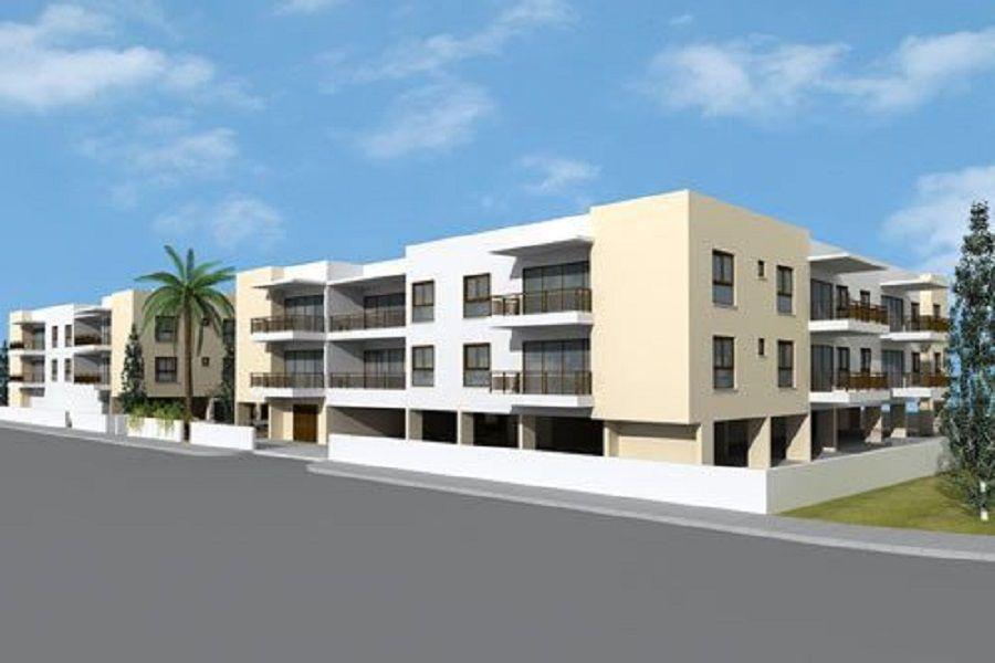 Квартира в Ларнаке, Кипр, 112 м2 - фото 1