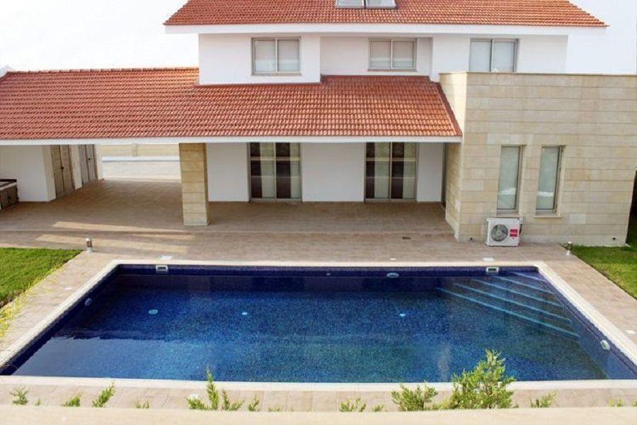 Вилла в Ларнаке, Кипр, 542 м2 - фото 1