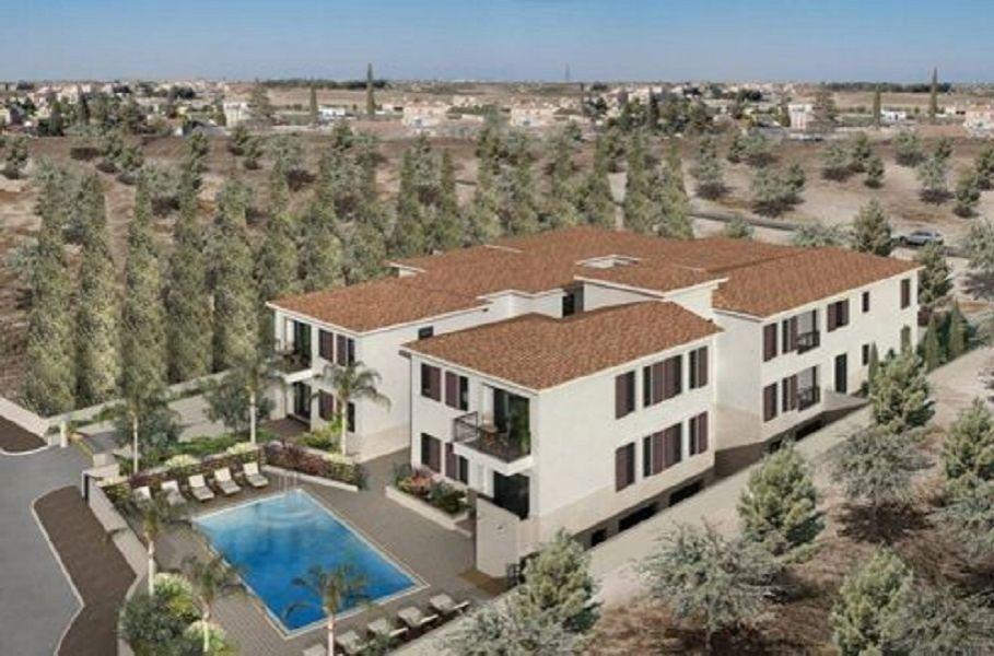 Квартира в Ларнаке, Кипр, 98 м2 - фото 1
