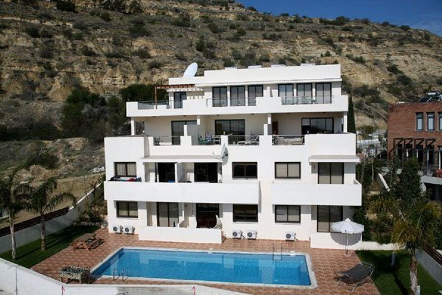 Квартира в Ларнаке, Кипр, 76 м2 - фото 1