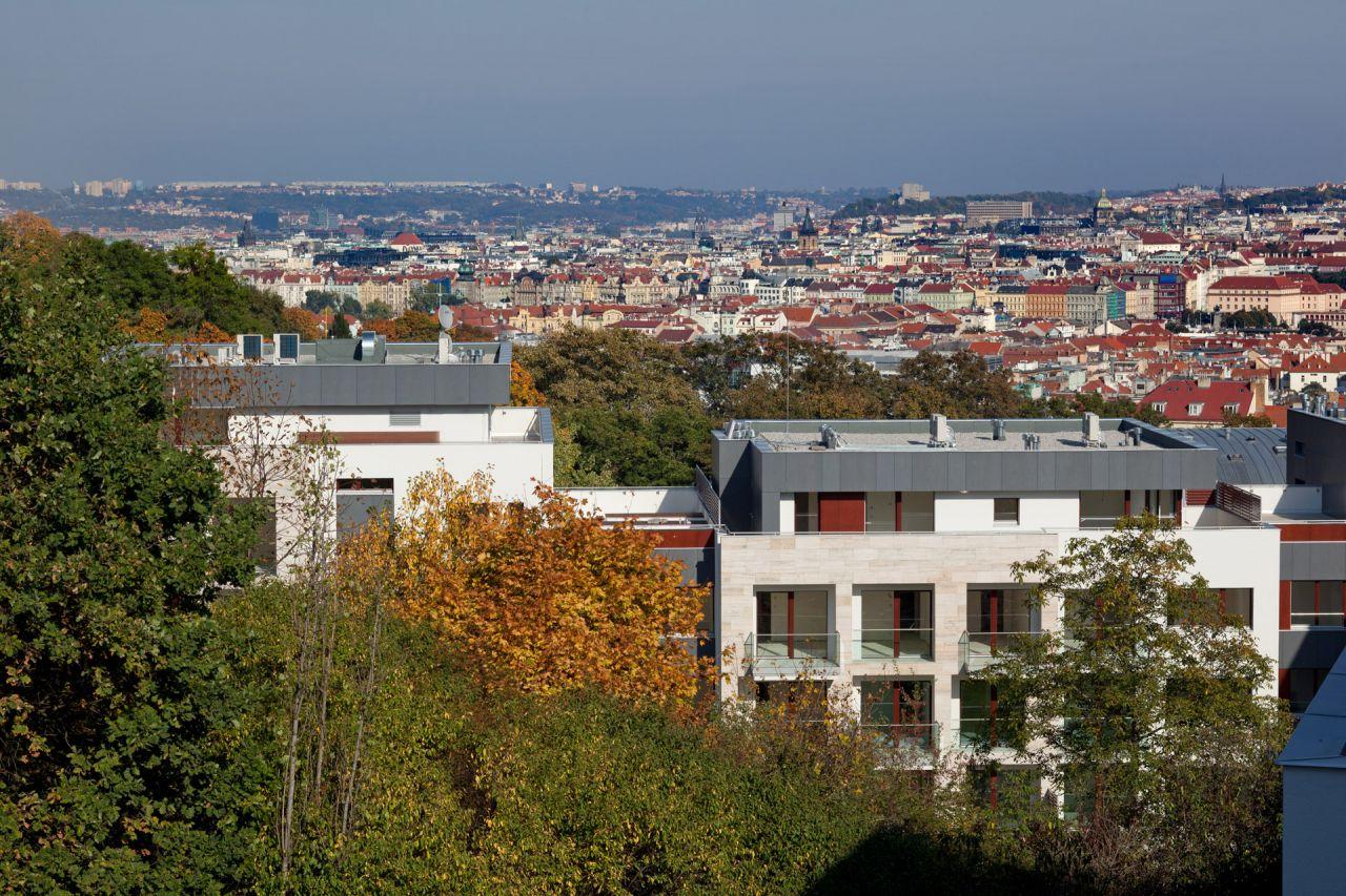 Квартира в Праге, Чехия, 134 м2 - фото 1