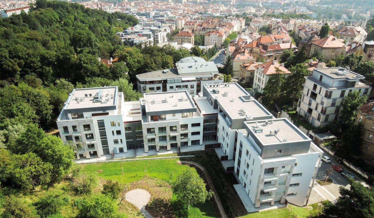 Квартира в Праге, Чехия, 149 м2 - фото 1