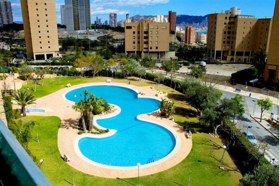 Апартаменты в бенидорме испания