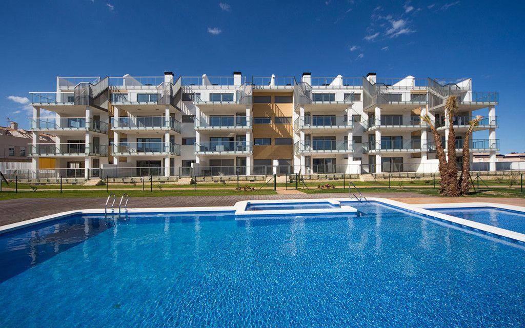 Апартаменты в Торревьехе, Испания, 119 м2 - фото 1