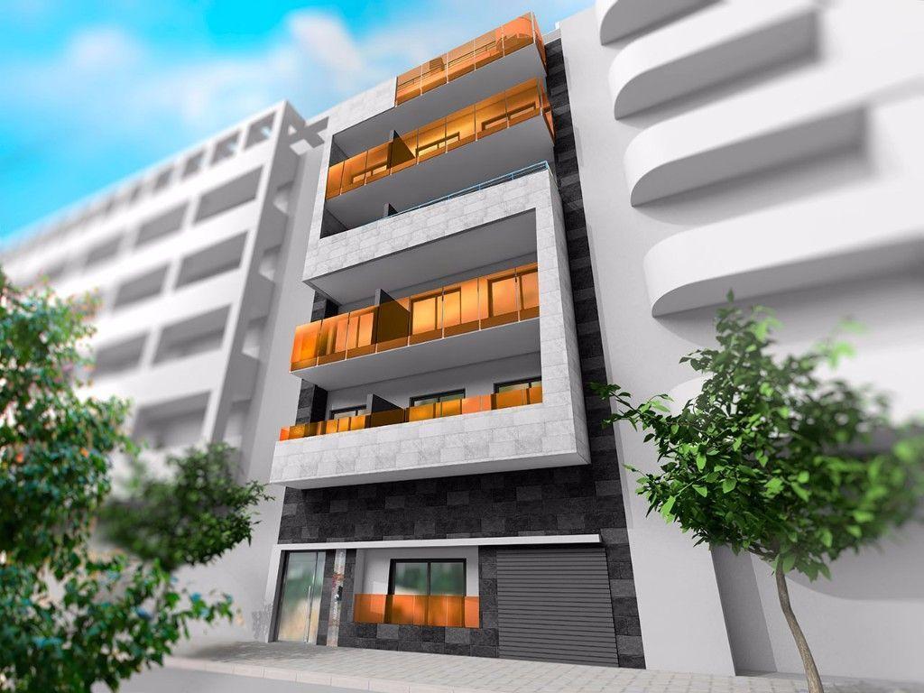 Апартаменты в Торревьехе, Испания, 96 м2 - фото 1