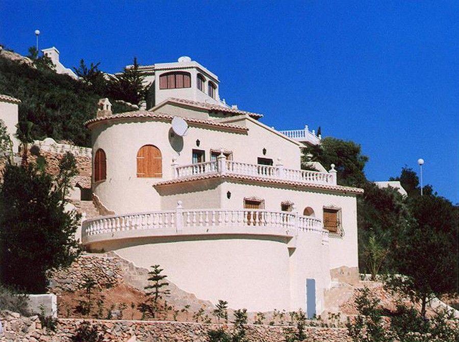 Вилла в Кумбре дель Соль, Испания, 246 м2 - фото 1