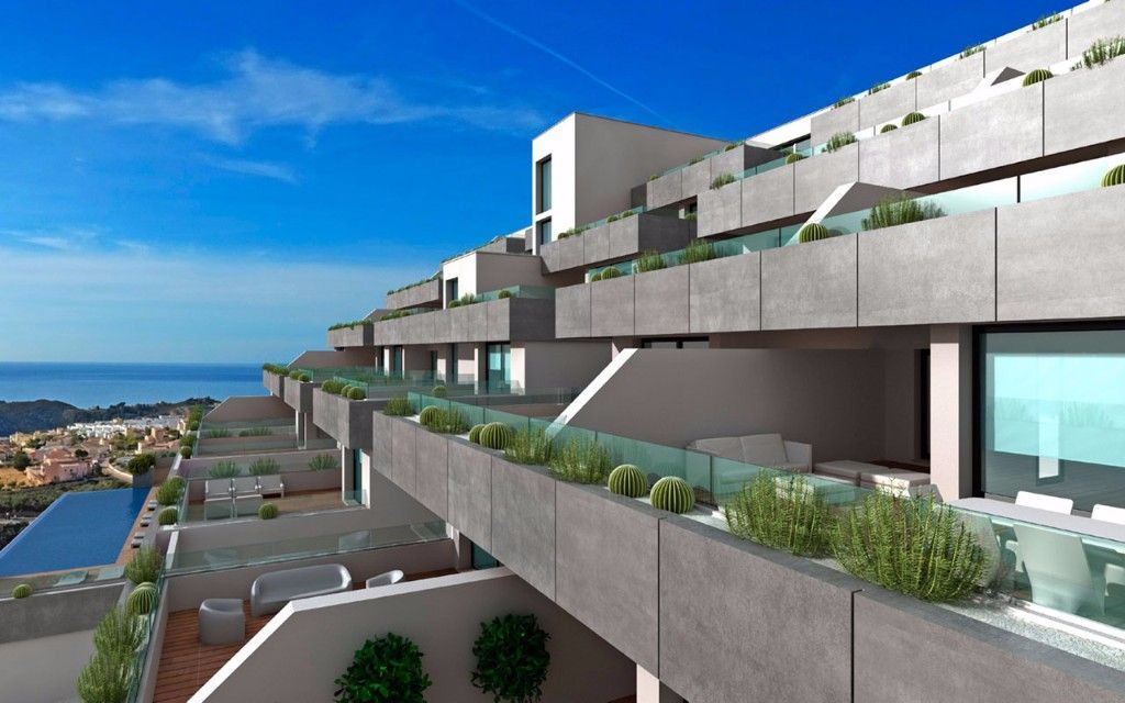 Апартаменты в Кумбре дель Соль, Испания, 115 м2 - фото 1