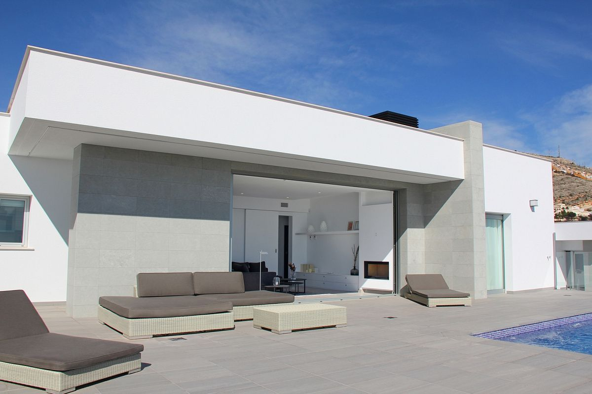 Вилла в Кумбре дель Соль, Испания, 346 м2 - фото 1