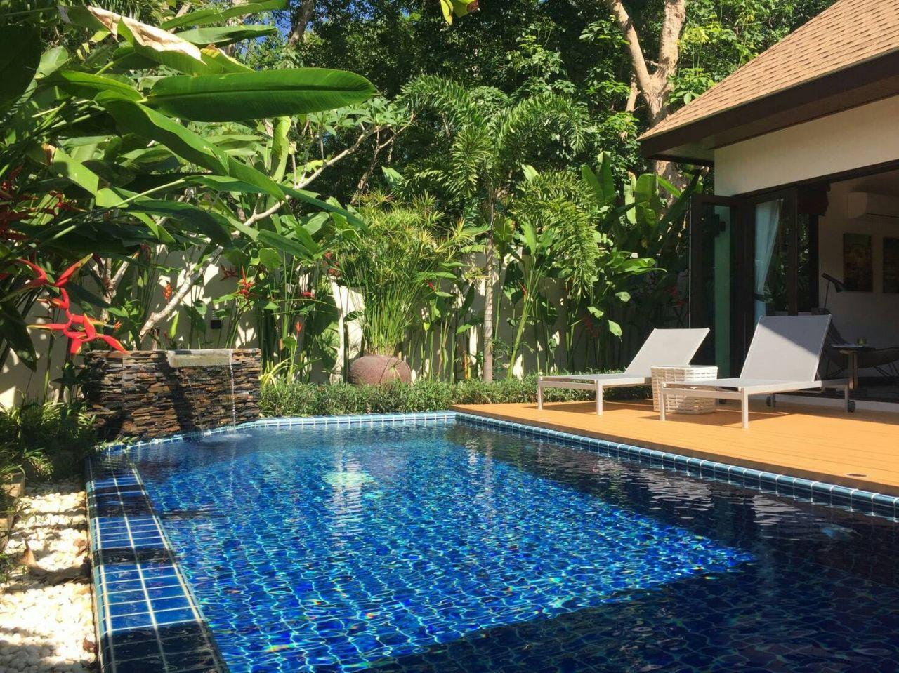 Вилла на Пхукете, Таиланд, 195 м2 - фото 1