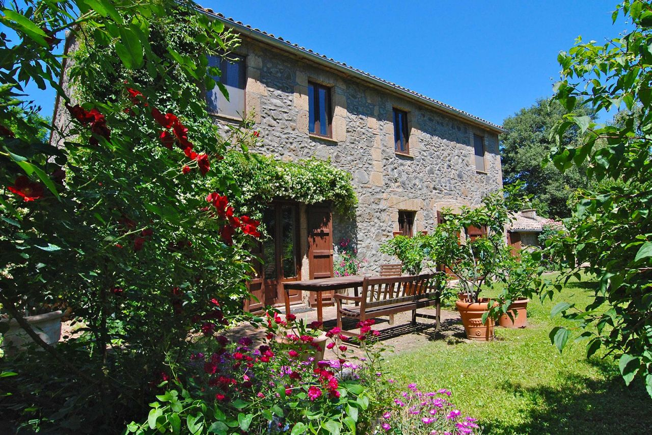 Acquistare una tenuta agricola a Orvieto