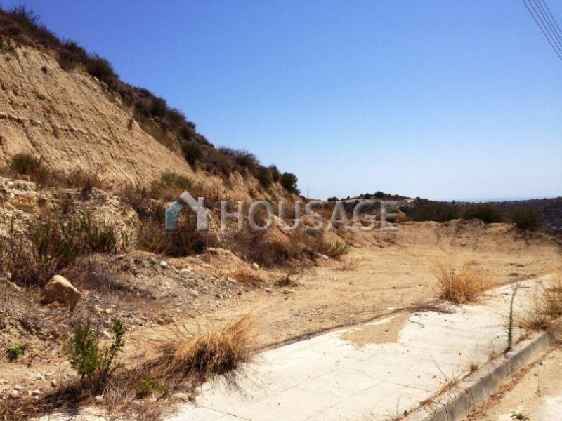 Земля в Лимассоле, Кипр, 850 м2 - фото 1