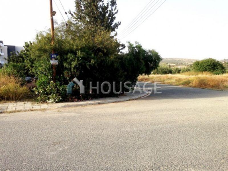 Земля в Лимассоле, Кипр, 642 м2 - фото 1