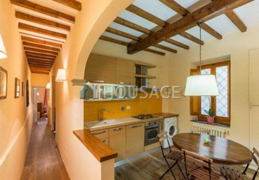 Апартаменты во Флоренции, Италия, 90 м2 - фото 1