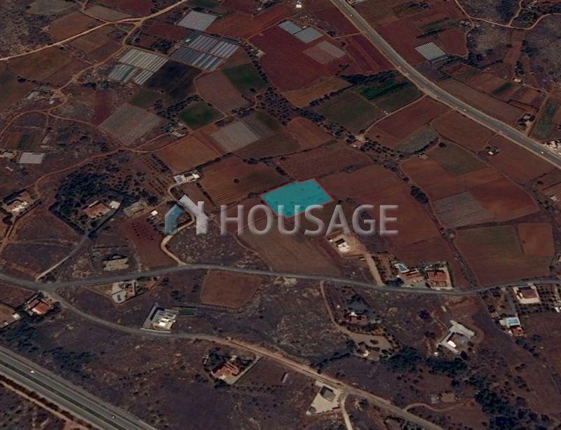 Земля Фамагуста, Кипр, 4208 м2 - фото 1