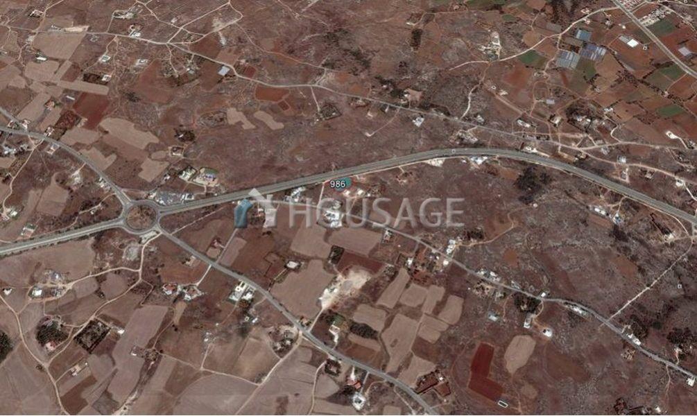 Земля Фамагуста, Кипр, 3434 м2 - фото 1