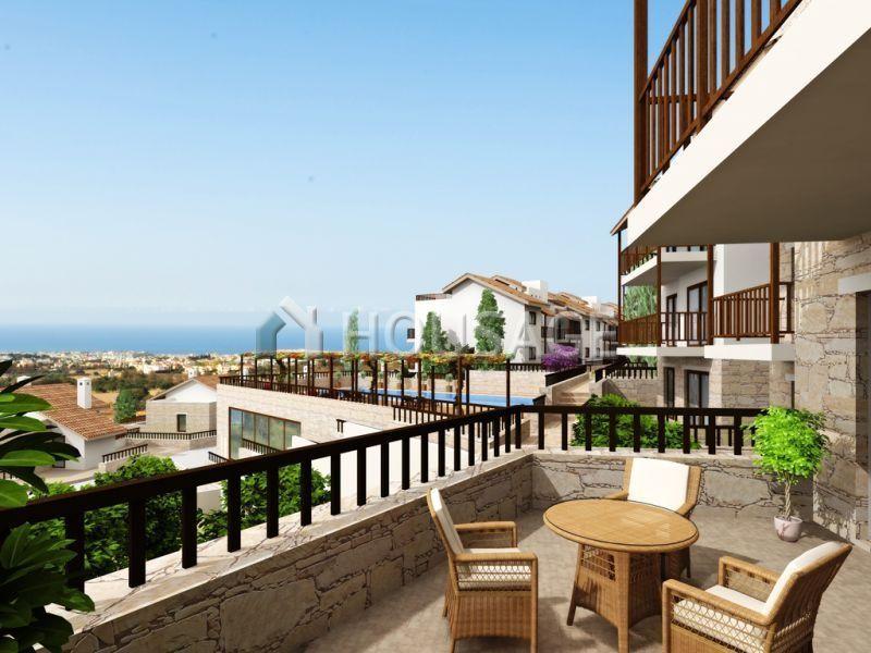 Таунхаус в Пафосе, Кипр, 95 м2 - фото 1