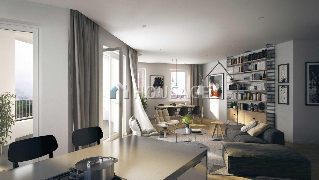 Апартаменты в Берлине, Германия, 124.86 м2 - фото 1
