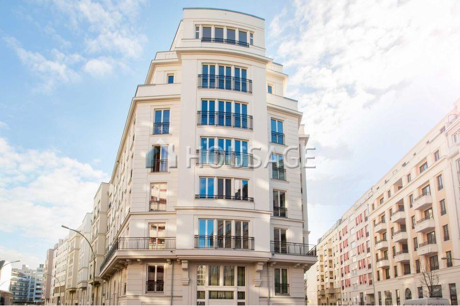 Апартаменты в Берлине, Германия, 115.73 м2 - фото 1