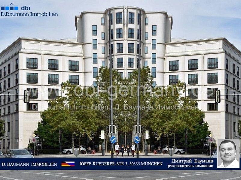 Квартира в Мюнхене, Германия, 80 м2 - фото 1