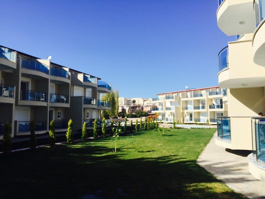 Купить апартаменты в турции на берегу моря недорого