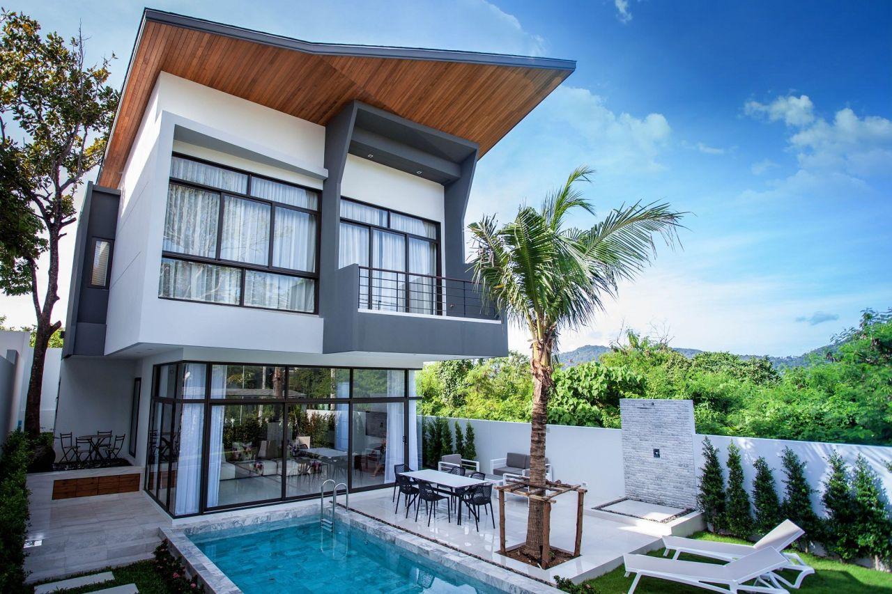 Вилла на Пхукете, Таиланд, 240 м2 - фото 1