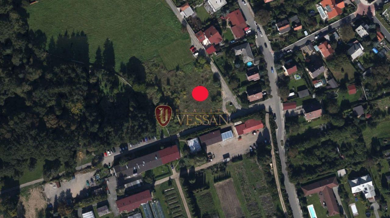 Земля в Пругонице, Чехия, 1188 м2 - фото 1