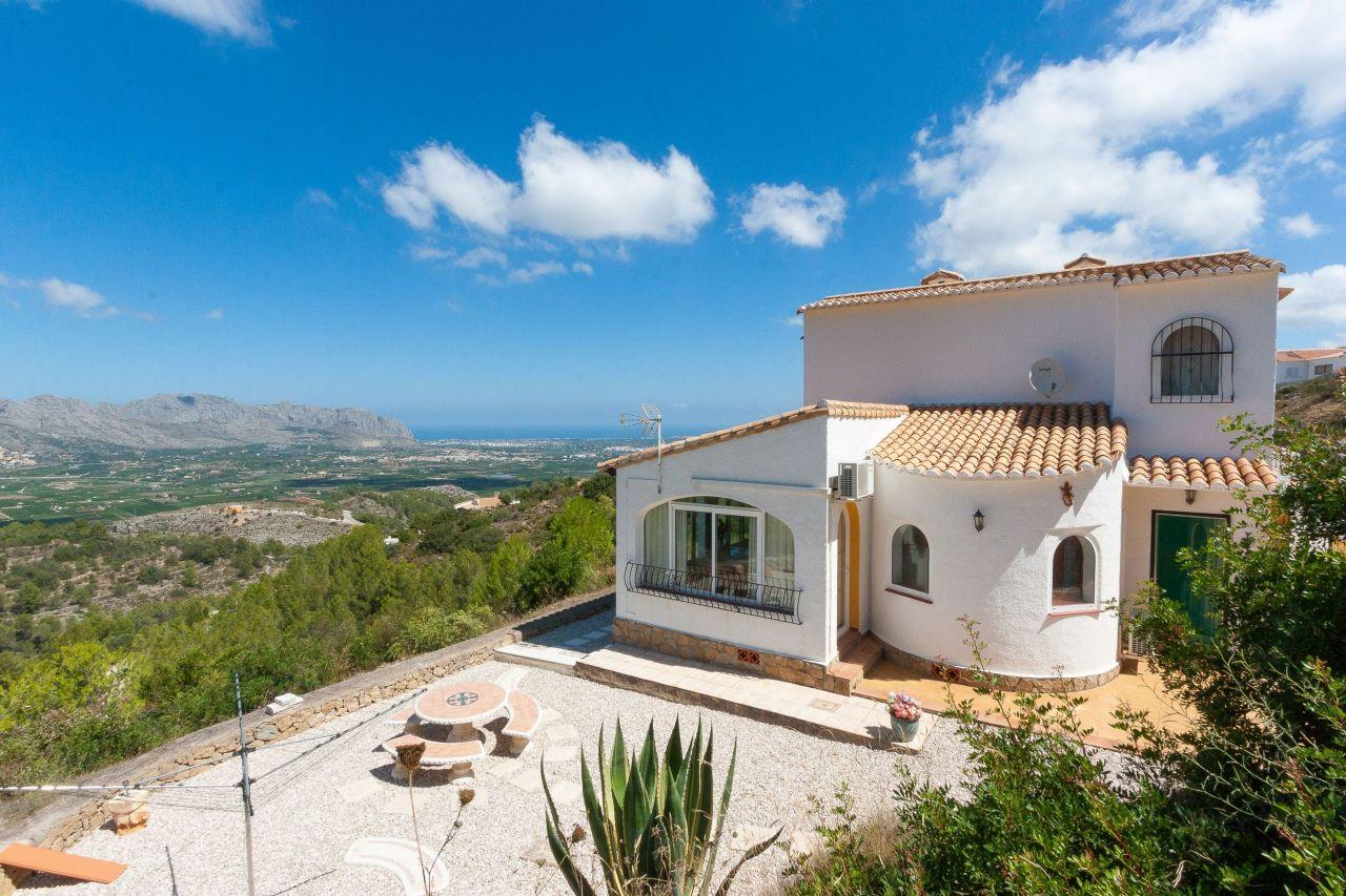 Испания аликанте вилла