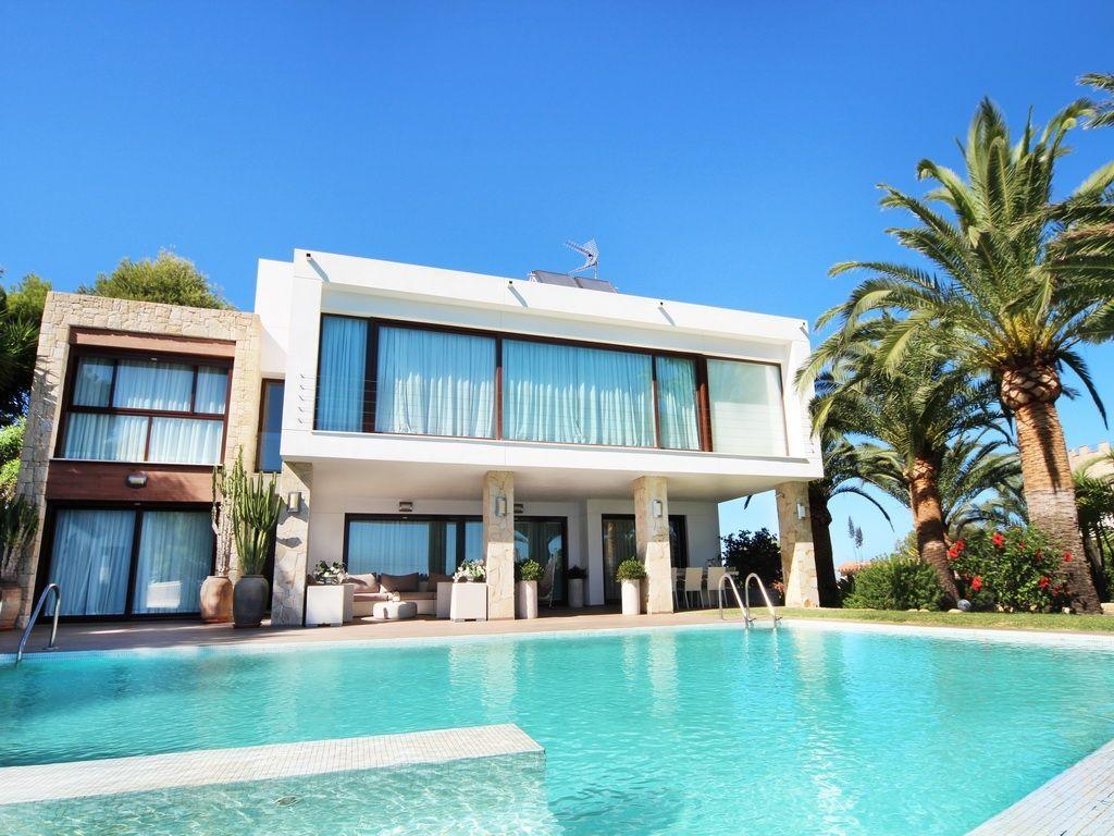 Испания недвижимость виллы купить