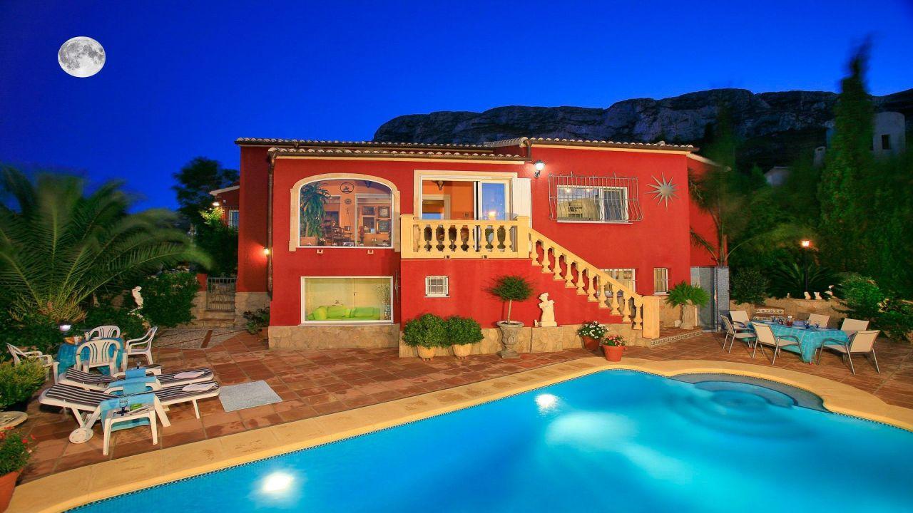 Куплю дом в испании на море