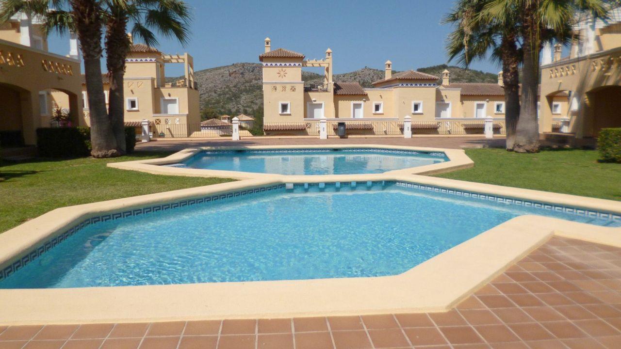 Квартиры в испании хавея