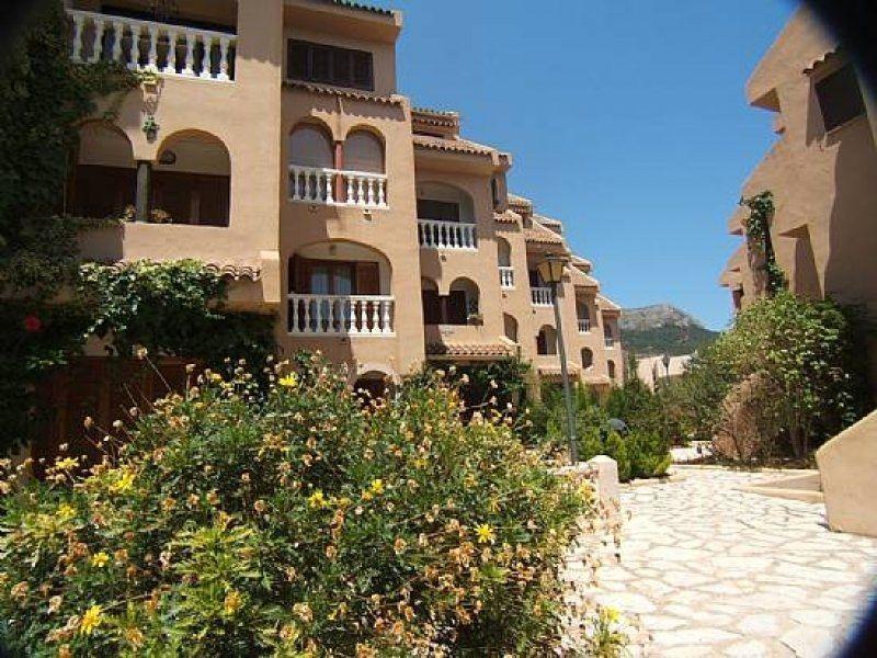 Недвижимость в испании кальп