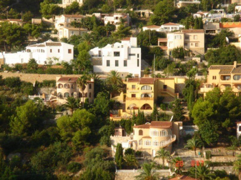Квартиру в кальпе у горы ифач купить